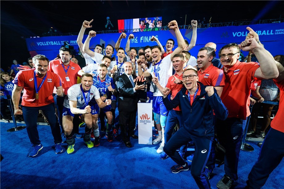 Kemerovo and Yaroslavl will host the final round of matches at the 2022 FIVB Men's World Championship in Russia ©FIVB