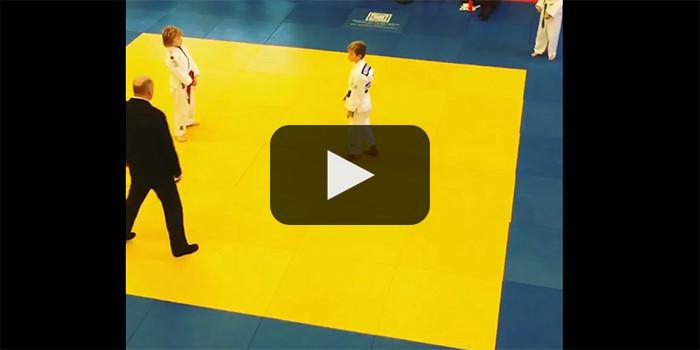 Judo - Technique Silver
