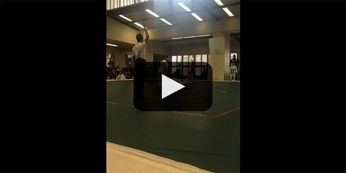 Judo - Technique Gold