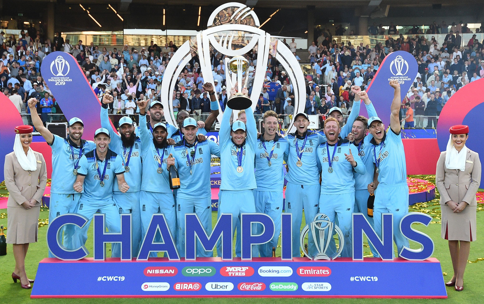 ICC report record digital figures during Cricket World Cup