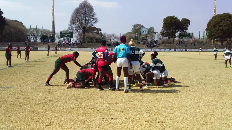 The tournament began in South Africa today ©Rugby Africa