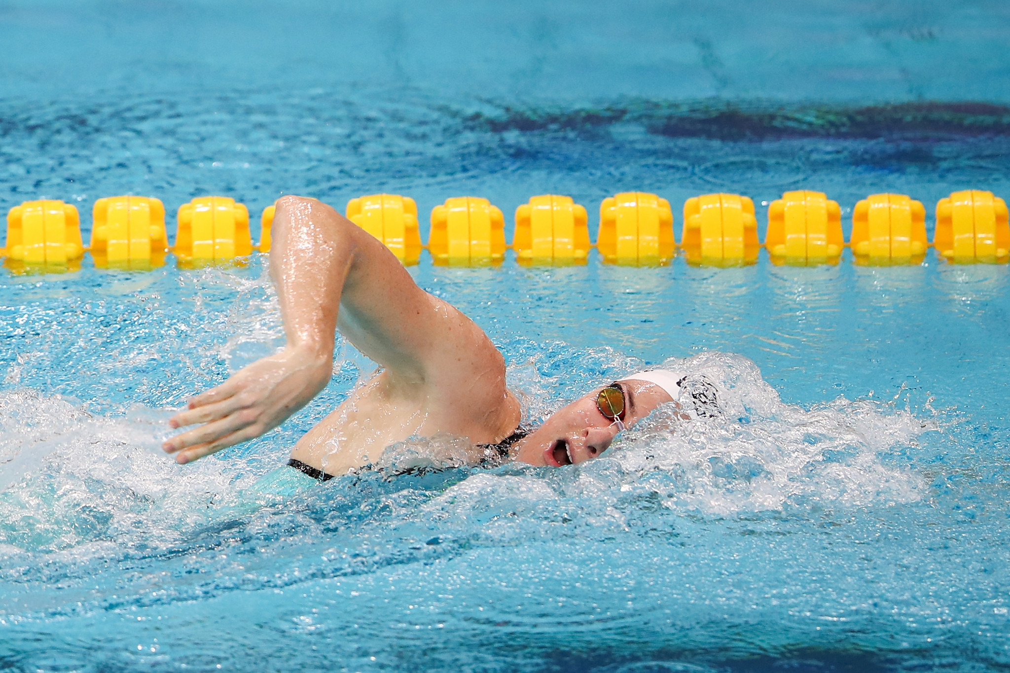 Campbell claims fourth gold as Australians dominate at FINA Swimming World Cup