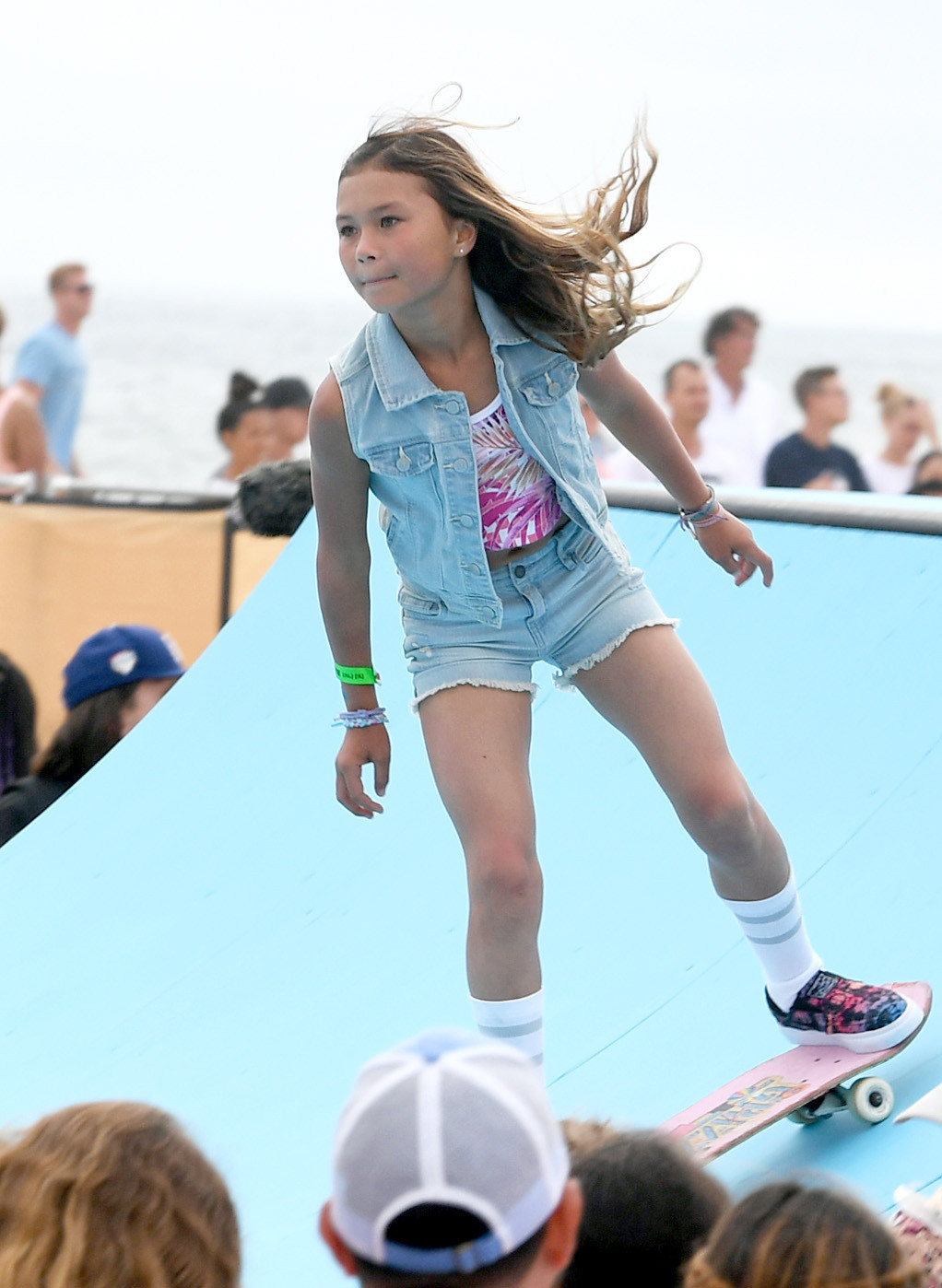Sky is the limit for 11-year-old skateboarder looking beyond the Olympics