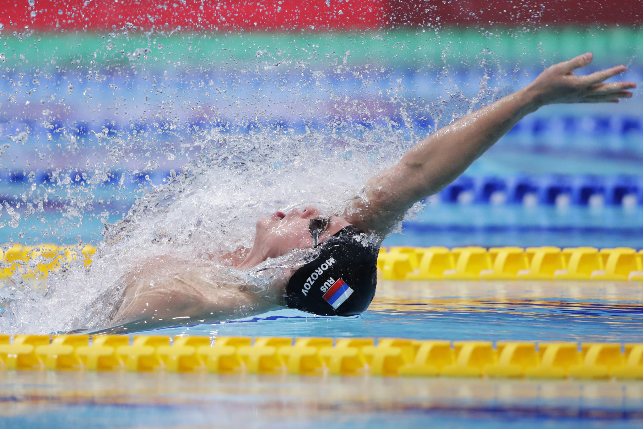 Morozov and Campbell top rankings ahead of FINA Swimming World Cup third leg