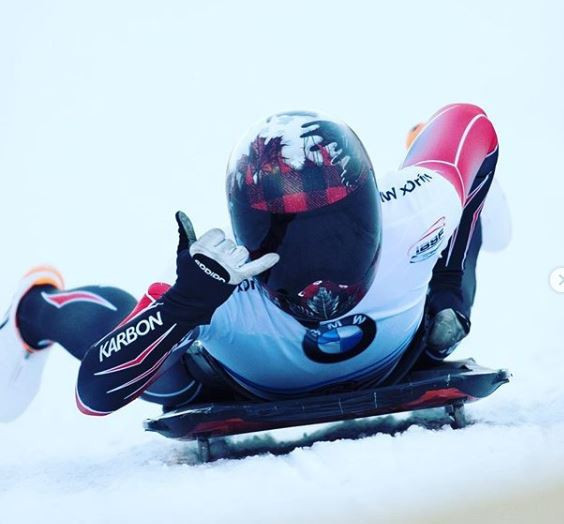 Canadian skeleton star Maier to miss 2019-2020 season after announcing pregnancy