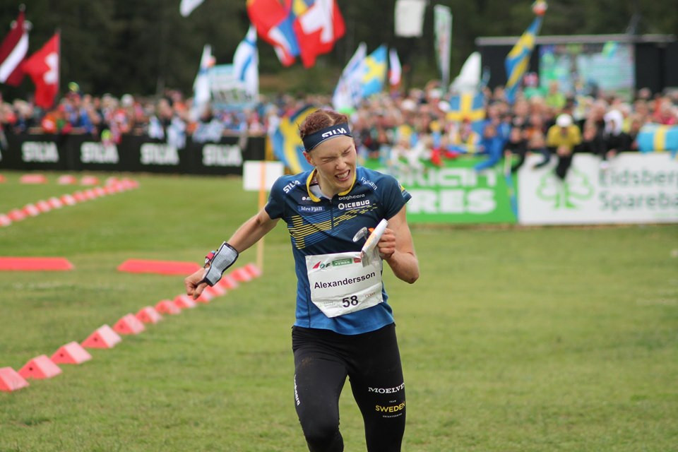 Fosser and Alexandersson win on second day of final IOF World Cup leg