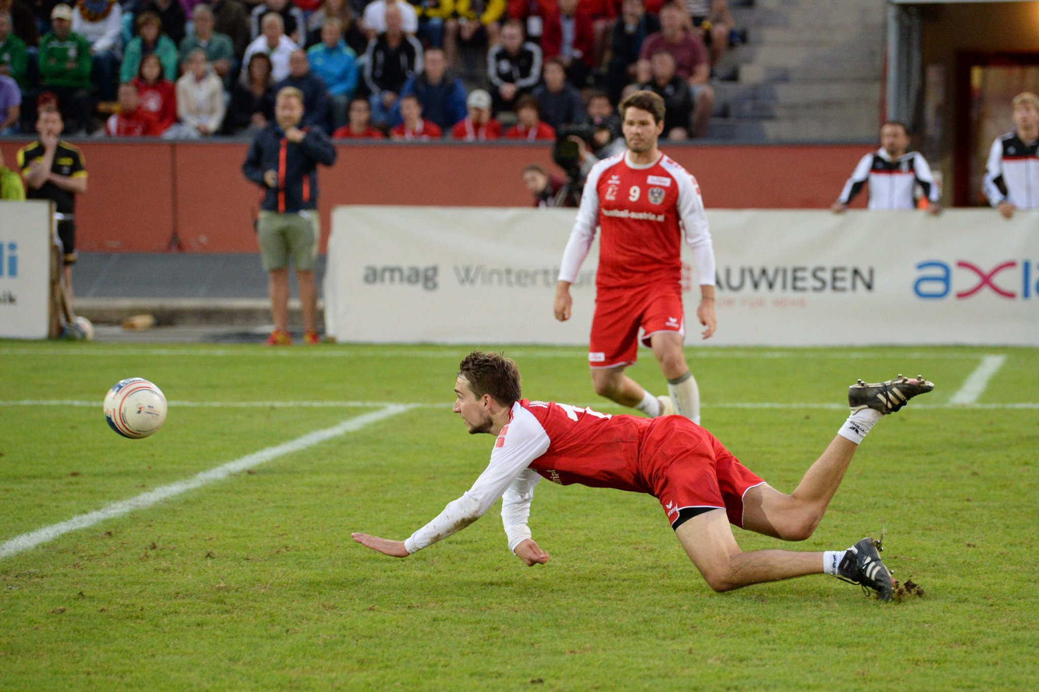 The minor classification matches saw New Zealand secure 11th place in Winterthur ©IFA