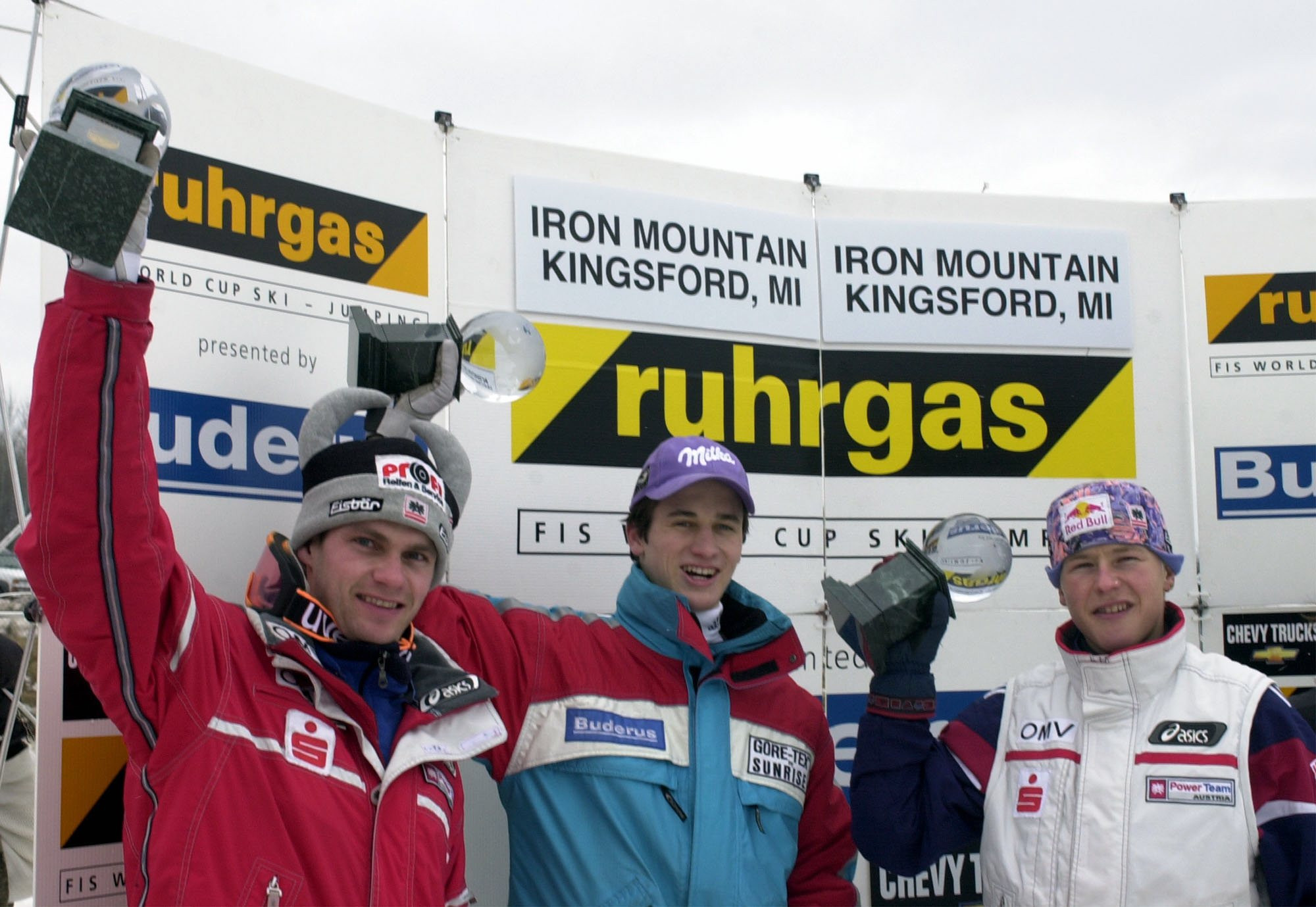 Michigan to host leg of 2021 FIS Ski Jumping World Cup