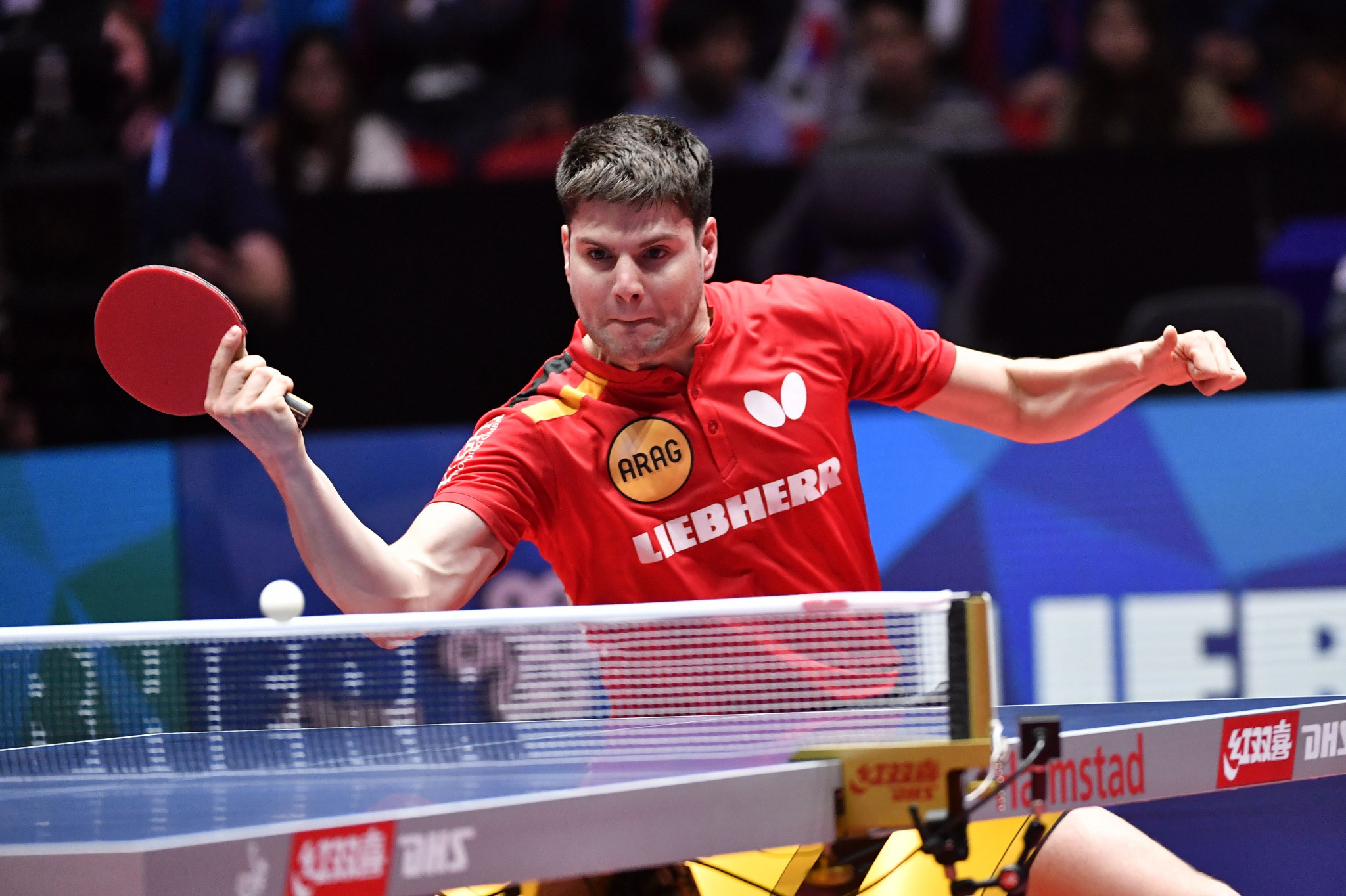 Ovtcharov stunned by world number 111 at ITTF Bulgaria Open