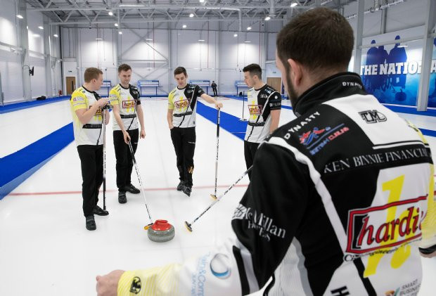 British Curling announce three new coaches for Beijing 2022