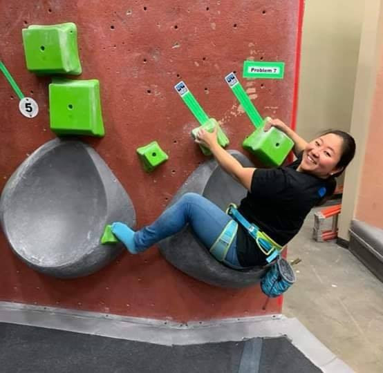 Sporte and Depke announced as athlete representatives on IFSC Paraclimbing Committee