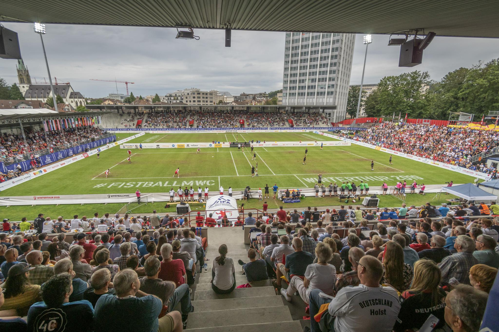 Nearly 90 million tune in to IFA Men's Fistball World Championship coverage