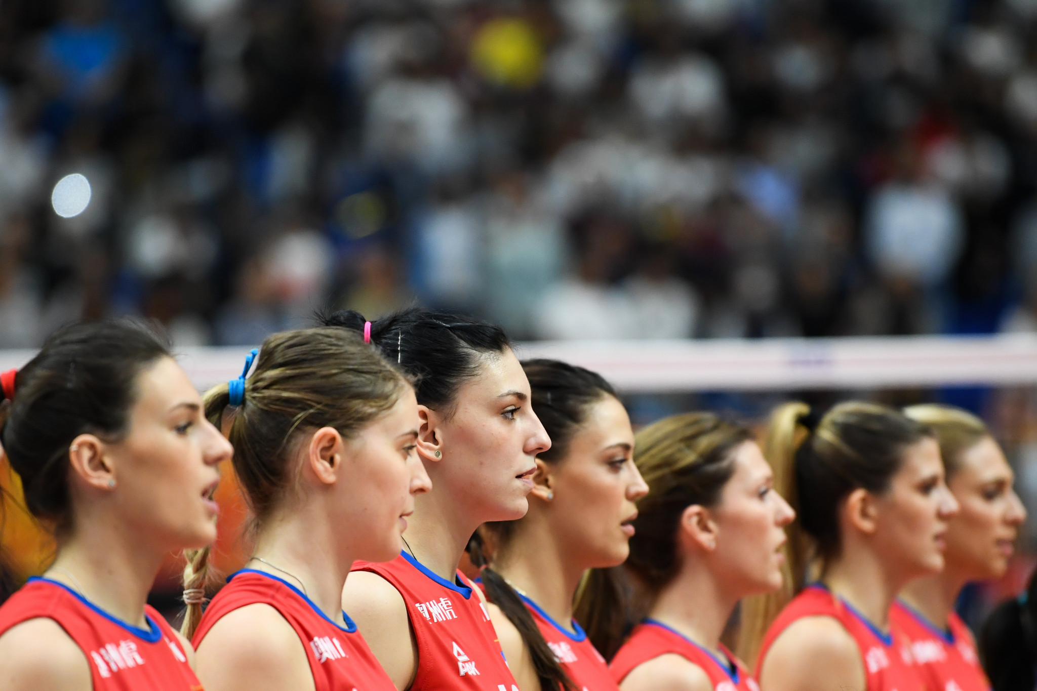 Serbia out to retain title at Women's European Volleyball Championship