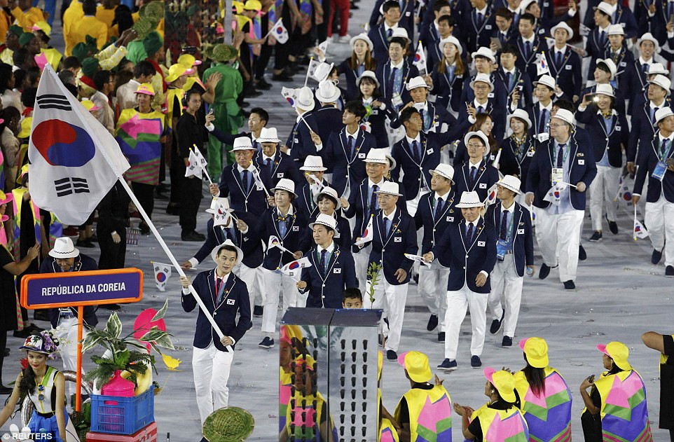 South Korea threaten to review pre-Tokyo 2020 training camp plans due to Fukushima fears