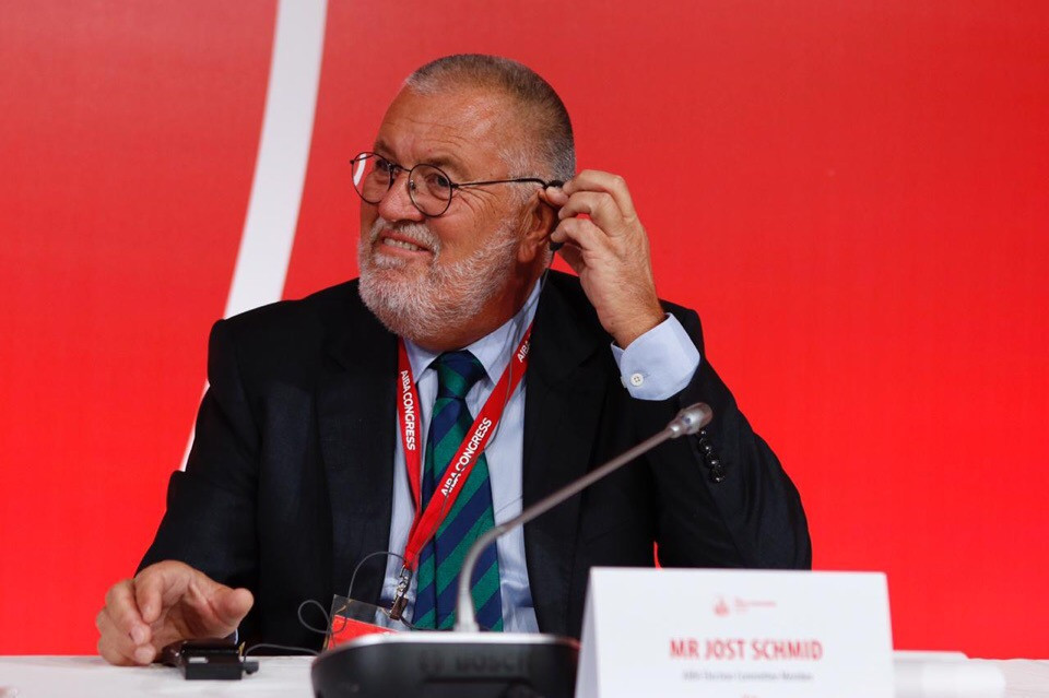 Exclusive: Schmid resigns as chairman of AIBA Ethics Commission
