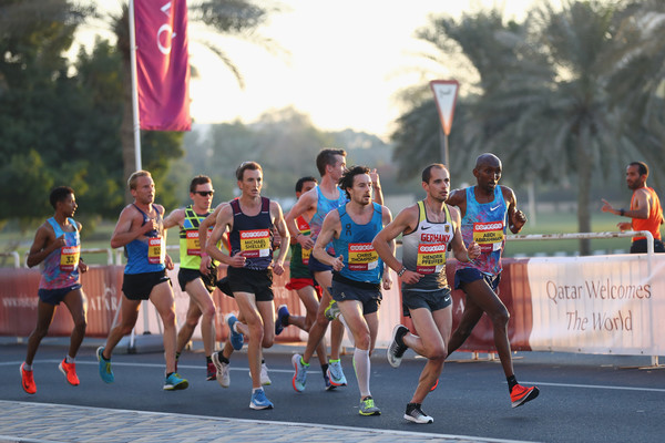IAAF research into heat stress set to be conduced during the World Championships in Doha next month ©Getty Images