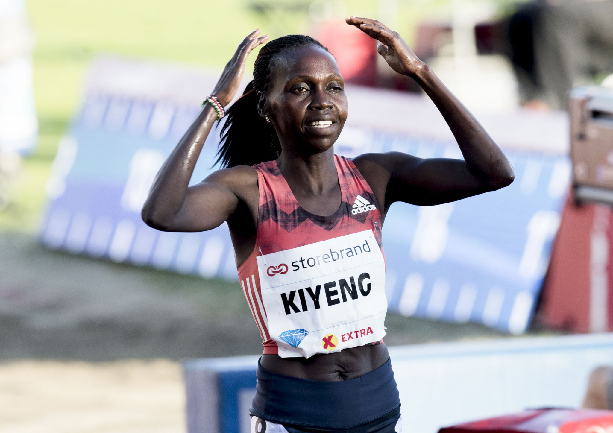 Former world 3,000 metres steeplechase champion Hyvin Kiyeng is one of three Kenyans to withdraw from Rabat 2019 to focus on the IAAF Diamond League event next week in Zurich ©Getty Images