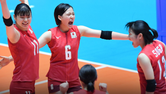 Japan and Thailand reach Asian Women's Volleyball Championship final