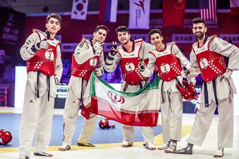 Iranian taekwondo team to compete at Sofia Open