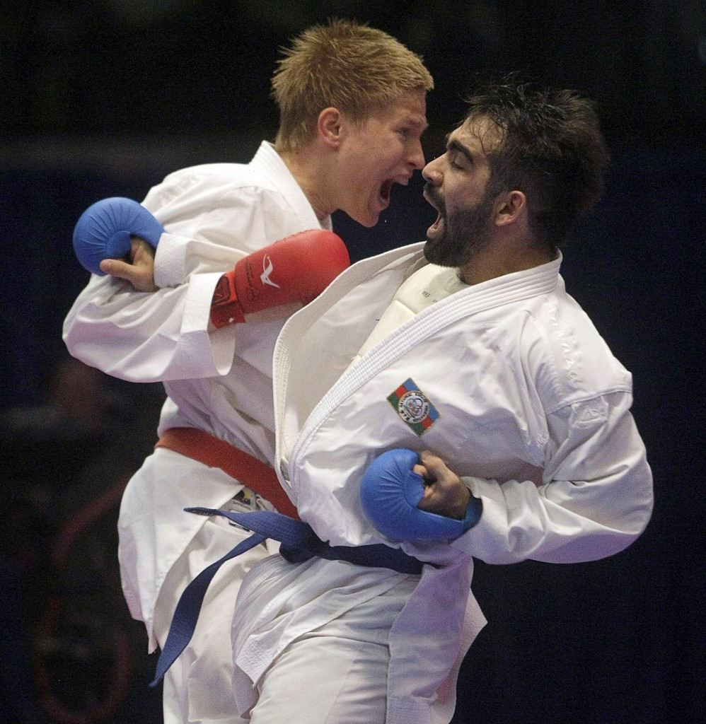Rafael Aghayev will be a strong medal hope for the host nation at the European Games