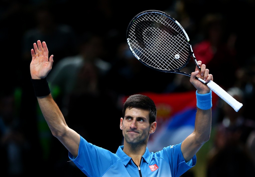 Novak Djokovic has turned heads with the formation of a new men's tennis players' association ©Getty Images