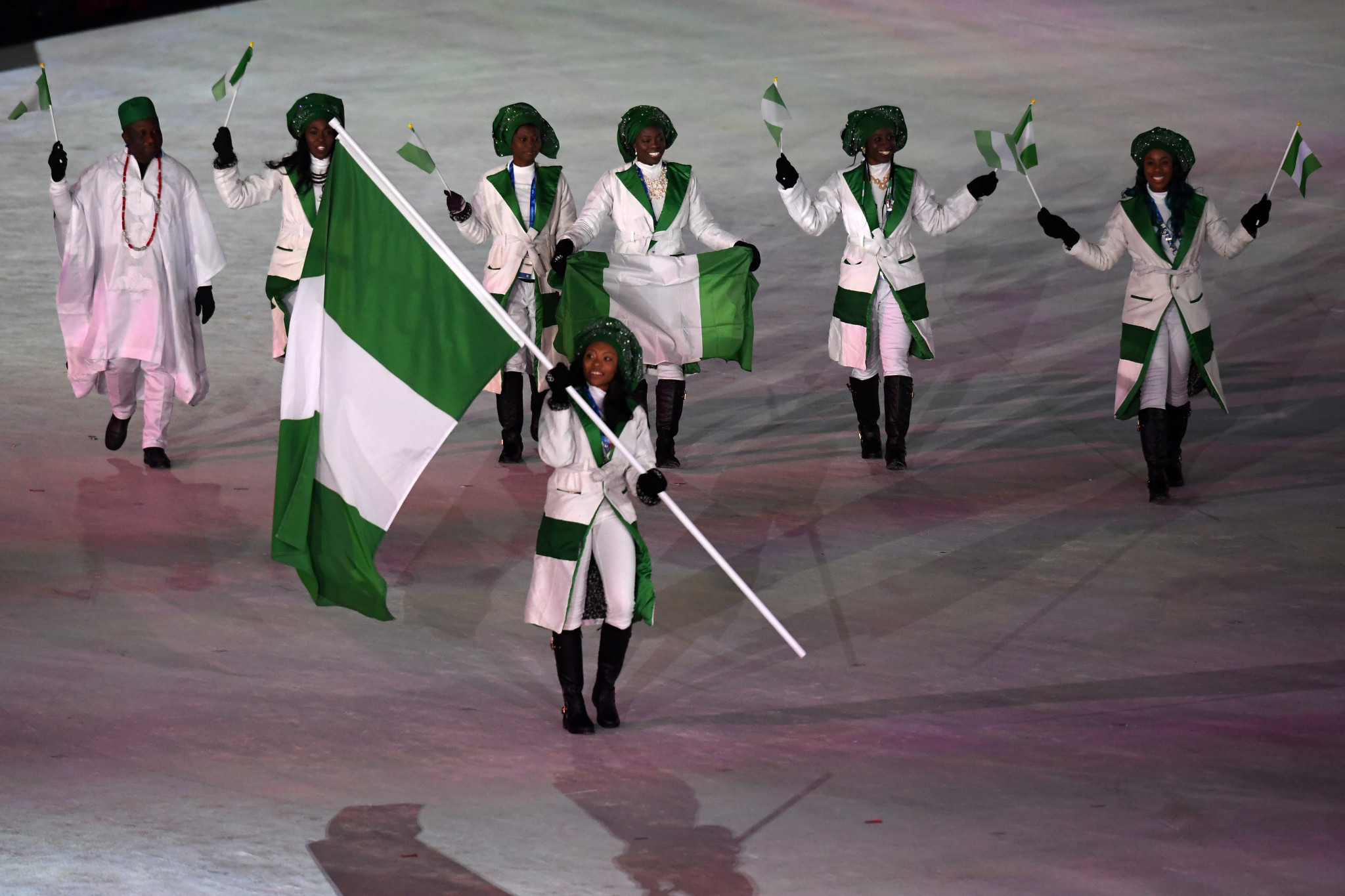 Nigeria Olympic Committee extend sponsorship deal with brewery