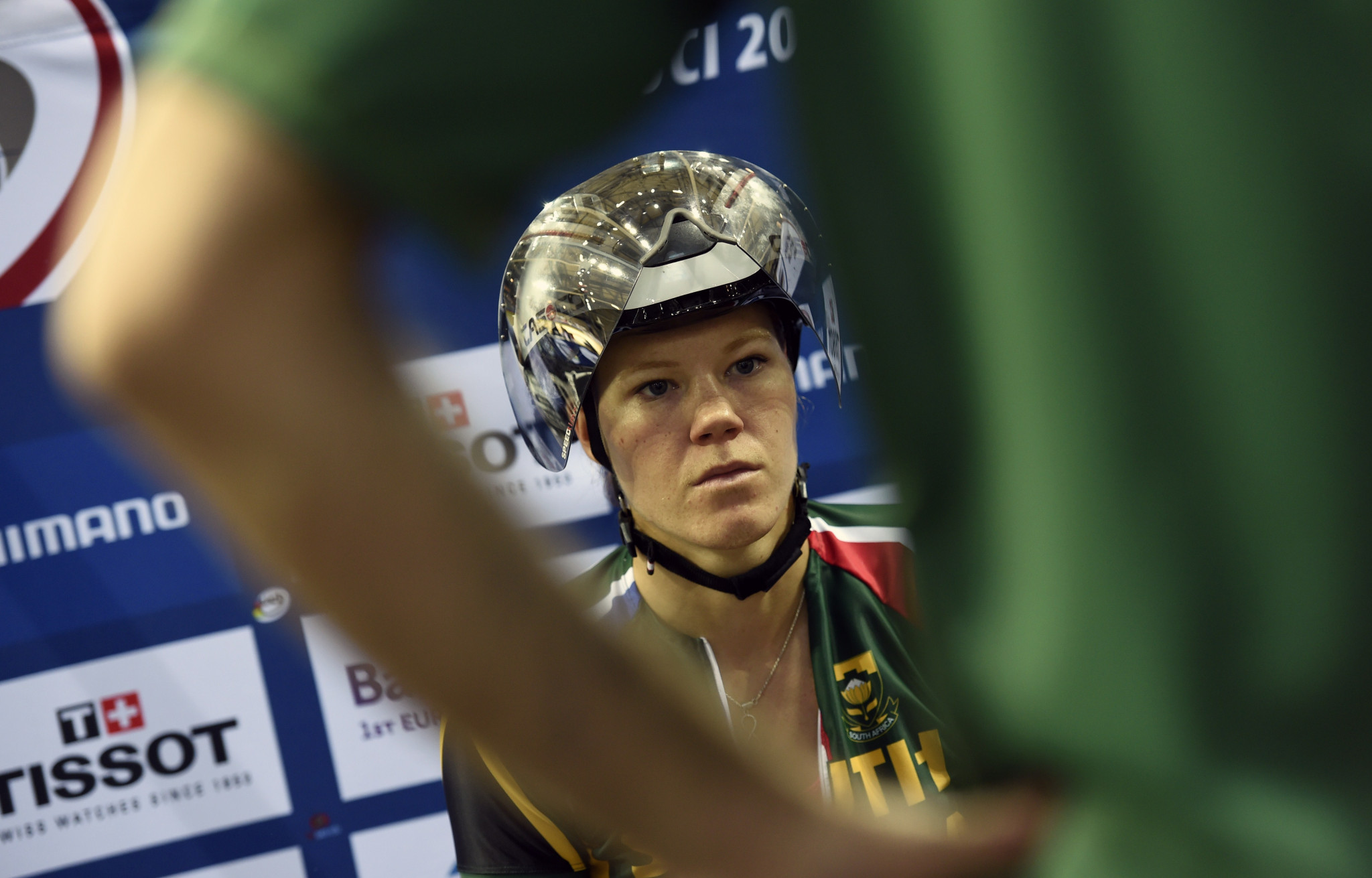 South African cyclist Matthee wins women's road race at African Games