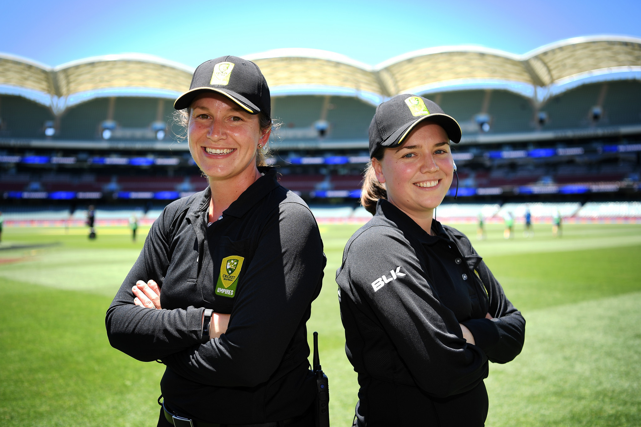 First-ever all-female umpiring panel to feature at ICC Women's T20 World Cup Qualifier