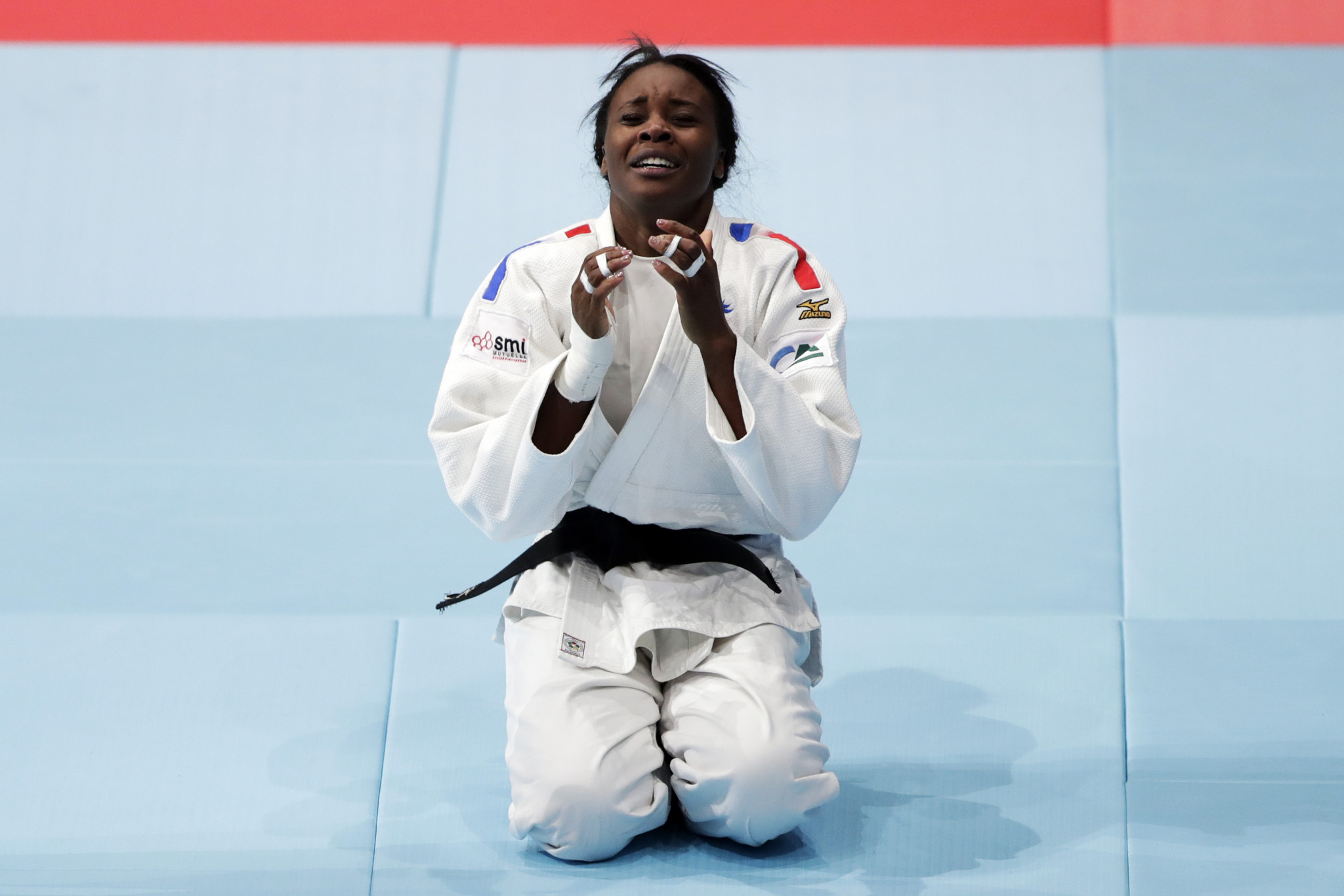 Malonga beats the best en route to IJF World Championships title