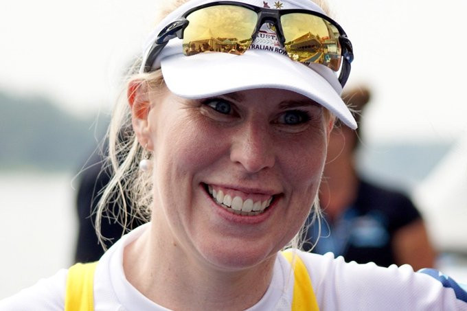 Five gold medals were on offer in Para events ©World Rowing