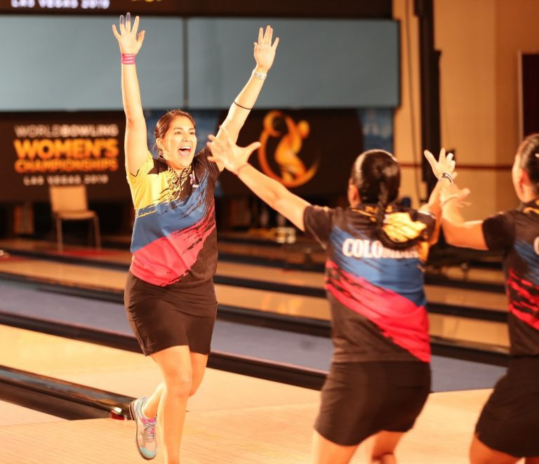 Colombia earn team gold at World Bowling Women's Championship