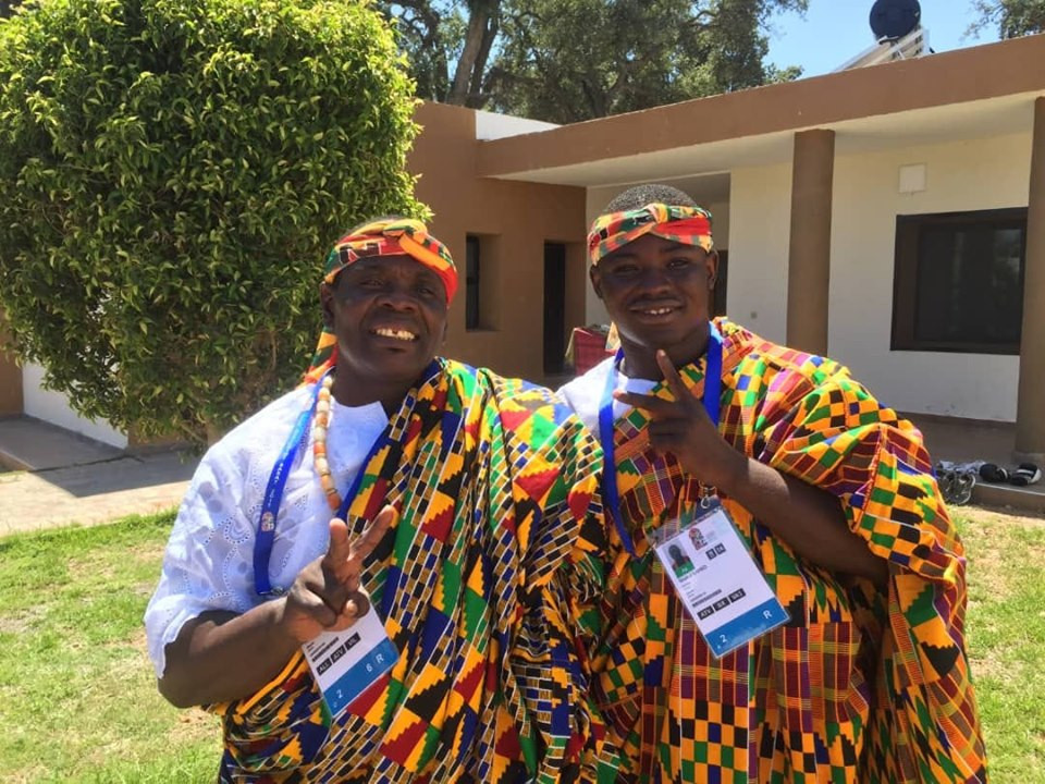 The African Games were tougher than the Commonwealth Games, according to Ghana's boxing coach ©GOC