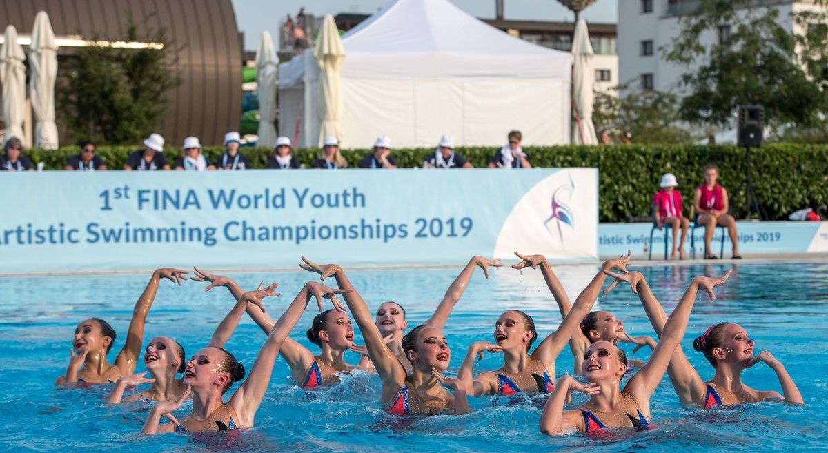 Solo gold for Kirsanova at FINA World Youth Artistic Swimming Championships