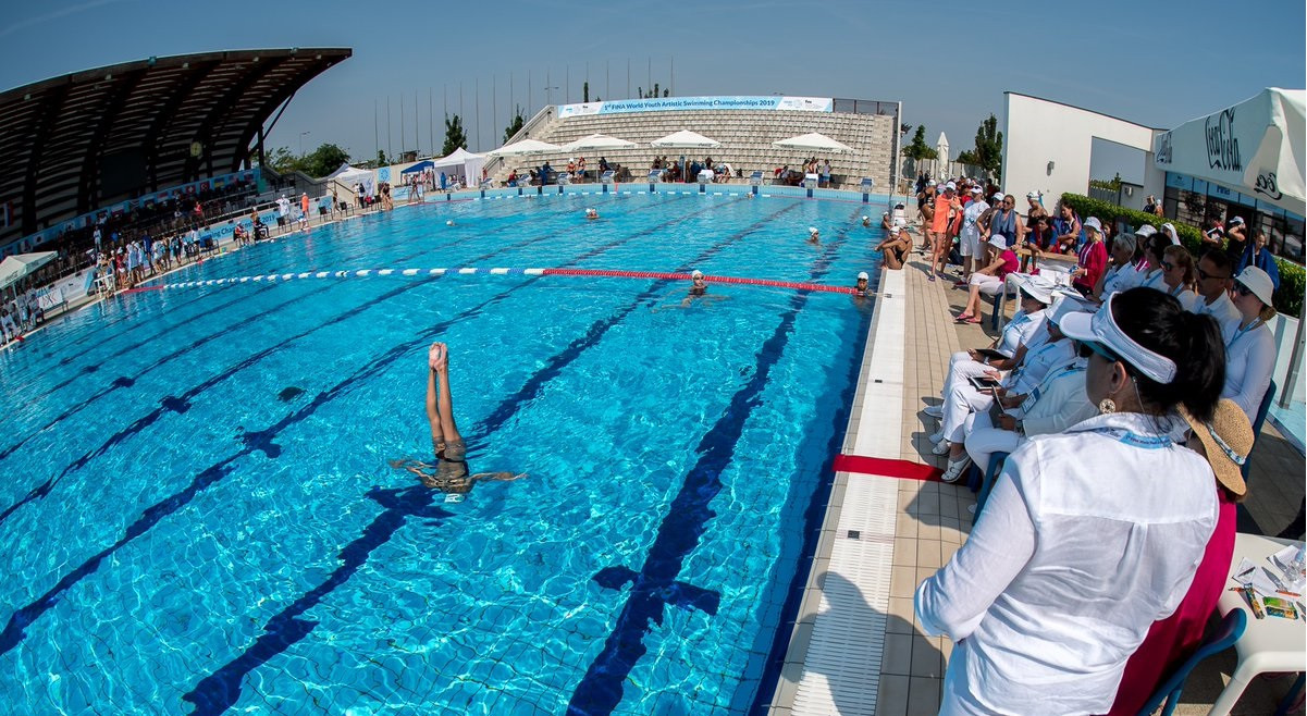 Russia claim duet and team titles on last day of FINA World Youth Artistic Swimming Championships