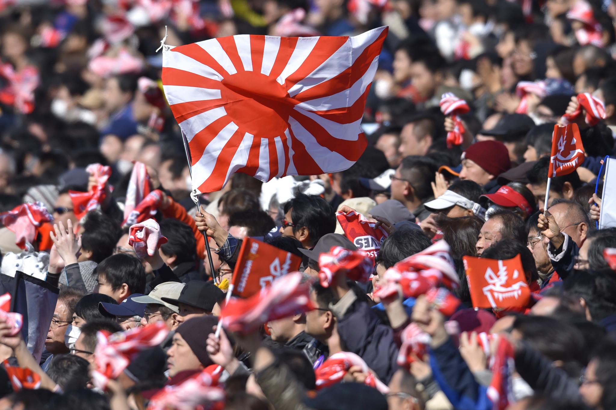 South Korea urges Japan to ban Rising Sun Flag at Tokyo 2020 as diplomatic feud continues