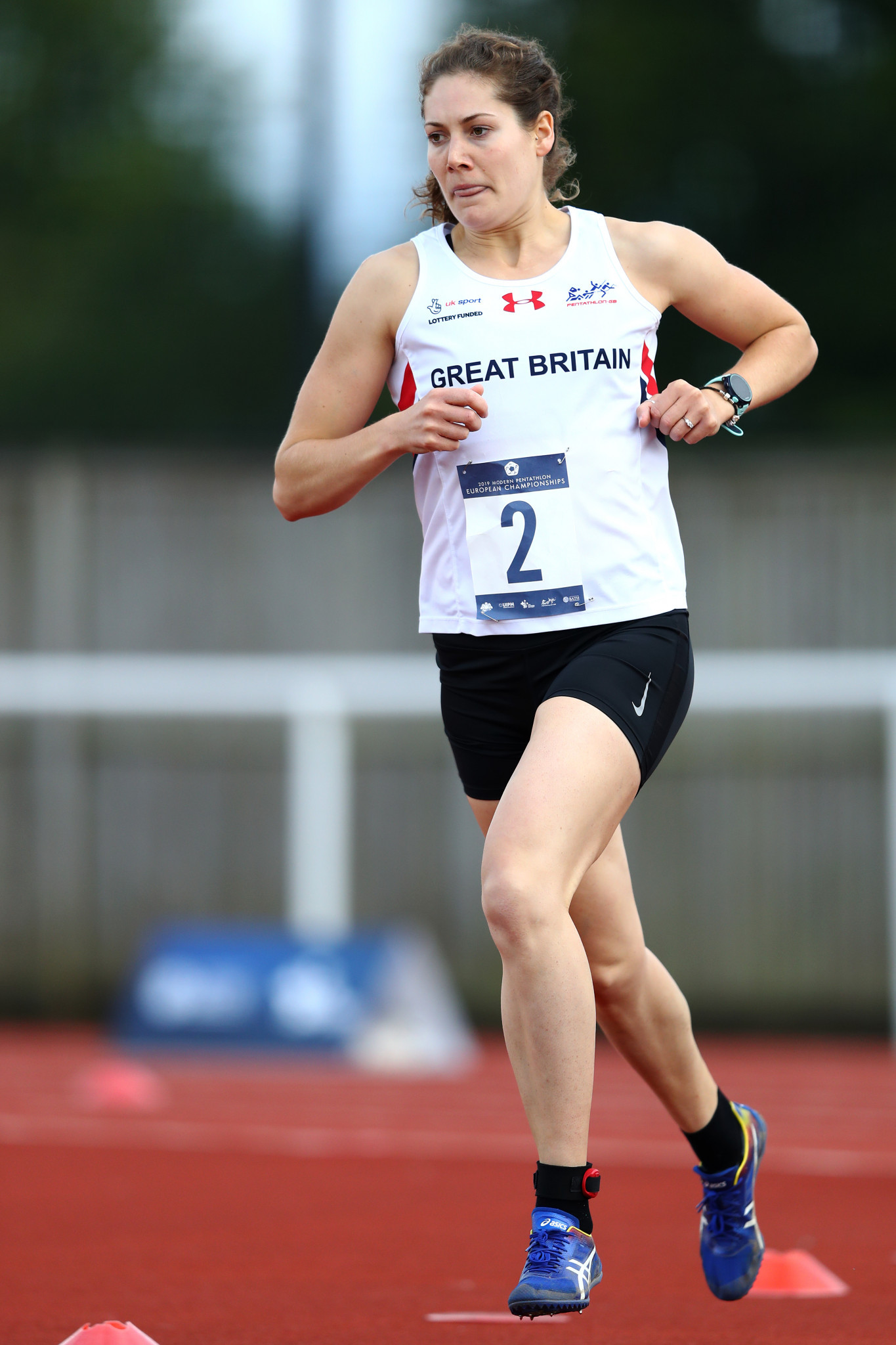 French and Schleu lead way in individual qualification at UIPM Pentathlon World Championships