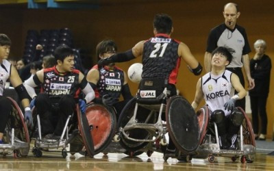 Tokyo 2020 berth up for grabs at IWRF Asia-Oceania Championship