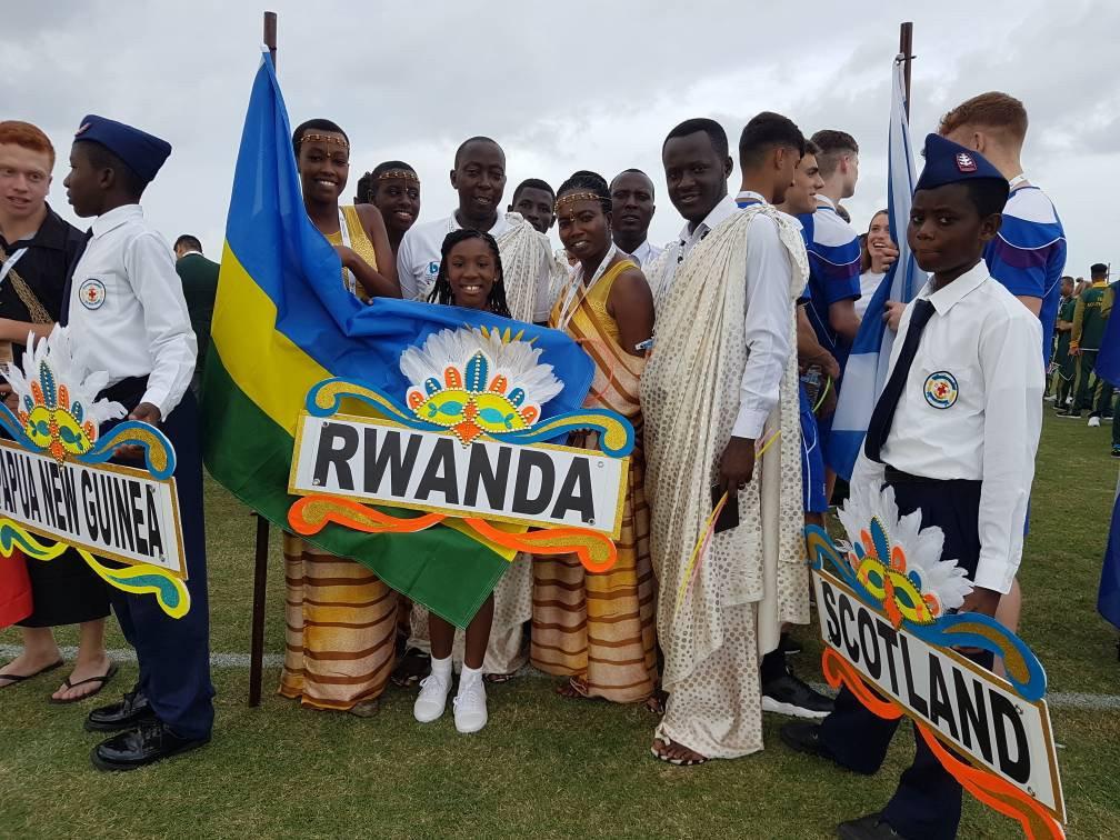 Rwanda urged to bid for Commonwealth Youth Games by CGF President