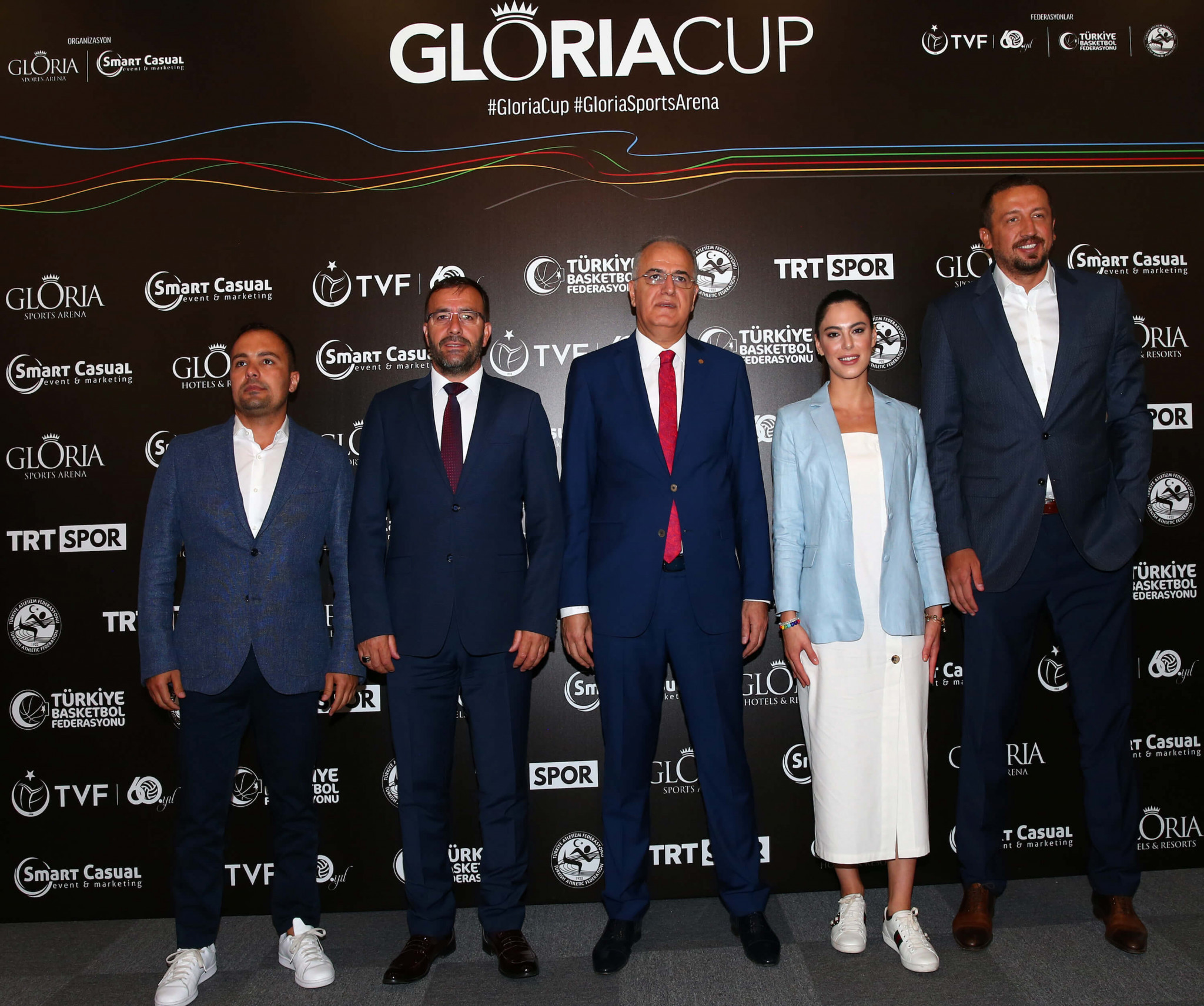 The third edition of the Gloria Cup was unveiled at a press conference at the Turkish Sports Writers Association ©GSA
