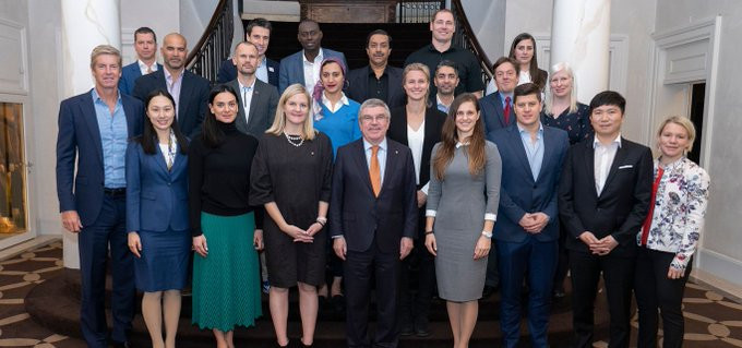 The IOC Athletes' Commission will elect four members during Tokyo 2020 ©IOC