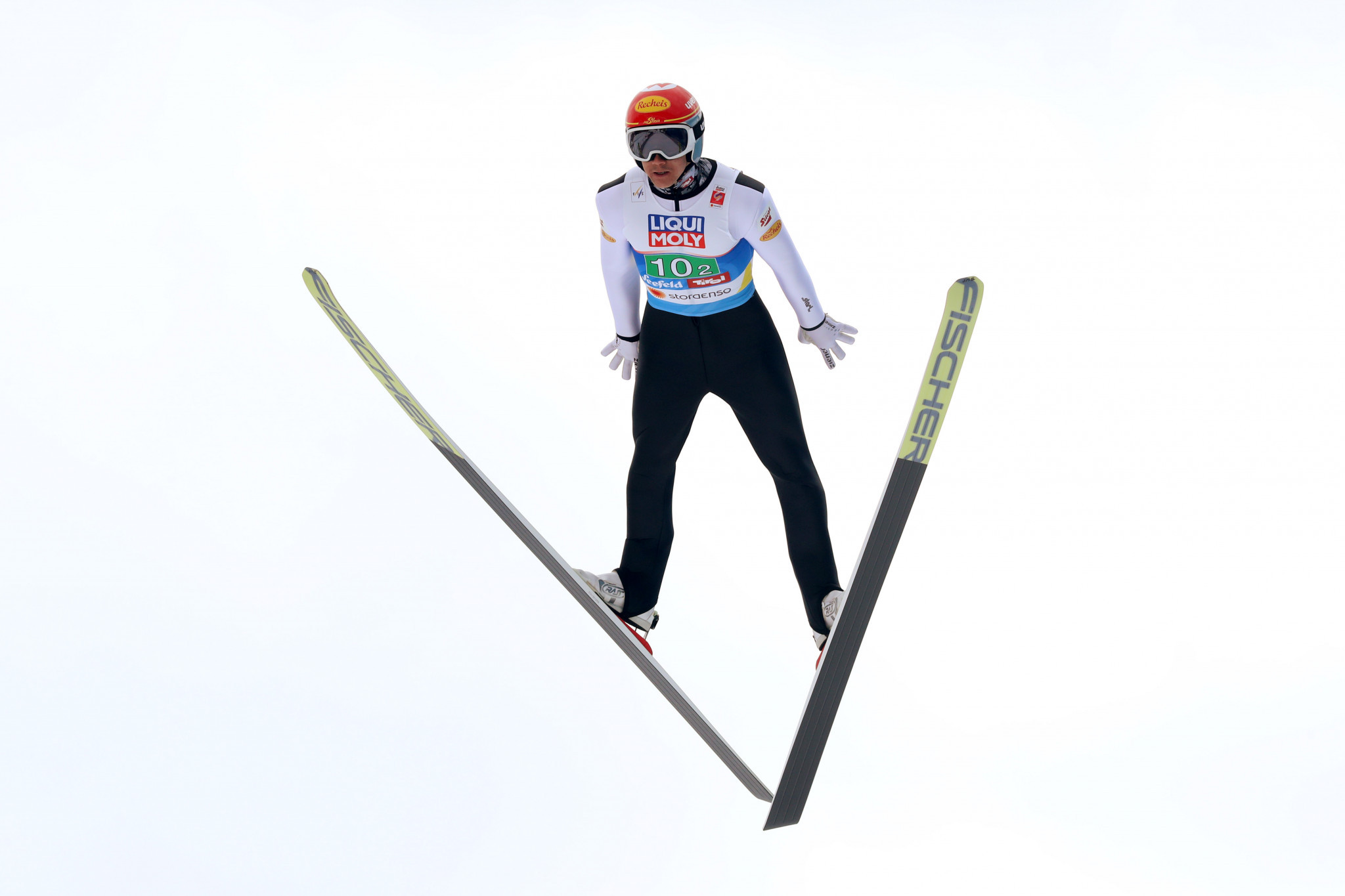 Austrian Nordic combined skier Seidl out for season through injury