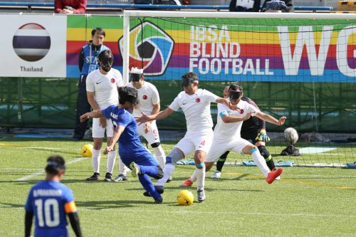 Japan has hosted two editions of the IBSA Blind Football World Grand Prix ©IBSA