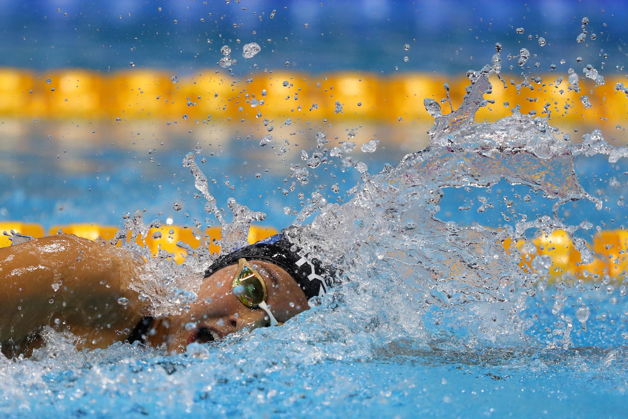 Tai and Barlaam continue record-breaking start to World Para Swimming Championships