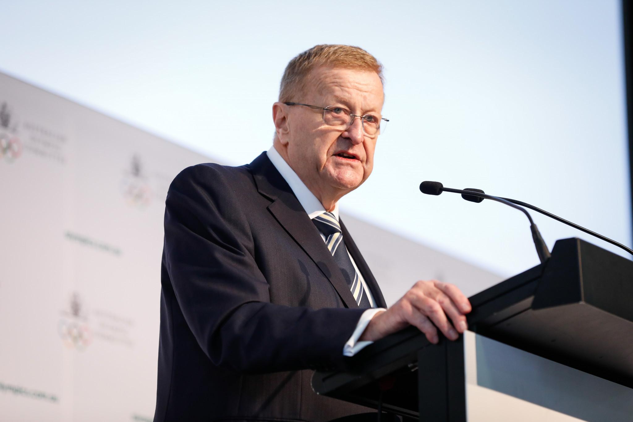 John Coates has led the AOC since 1990 ©Getty Images
