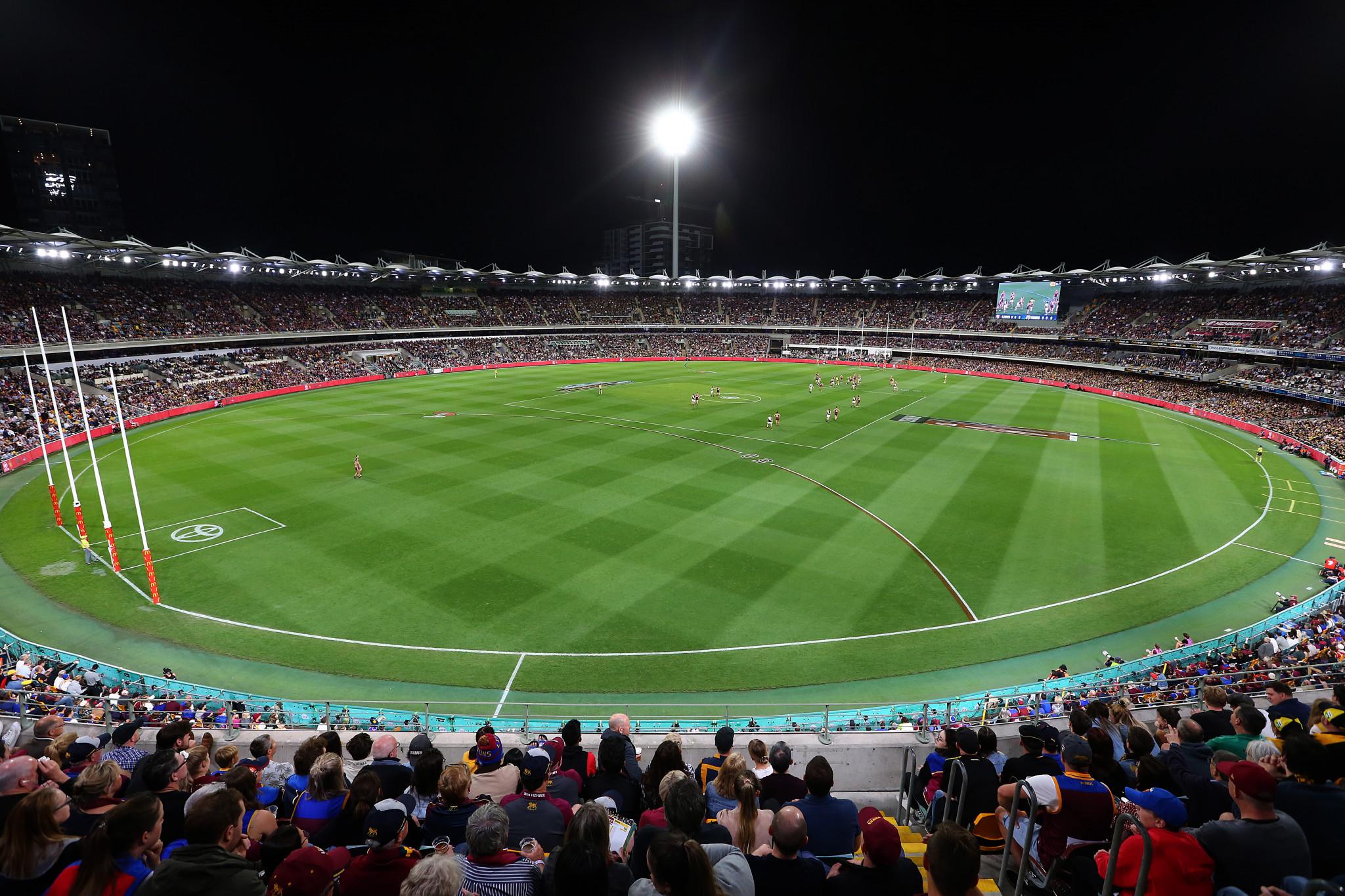 Australian Football League suspend season mid-game due to coronavirus