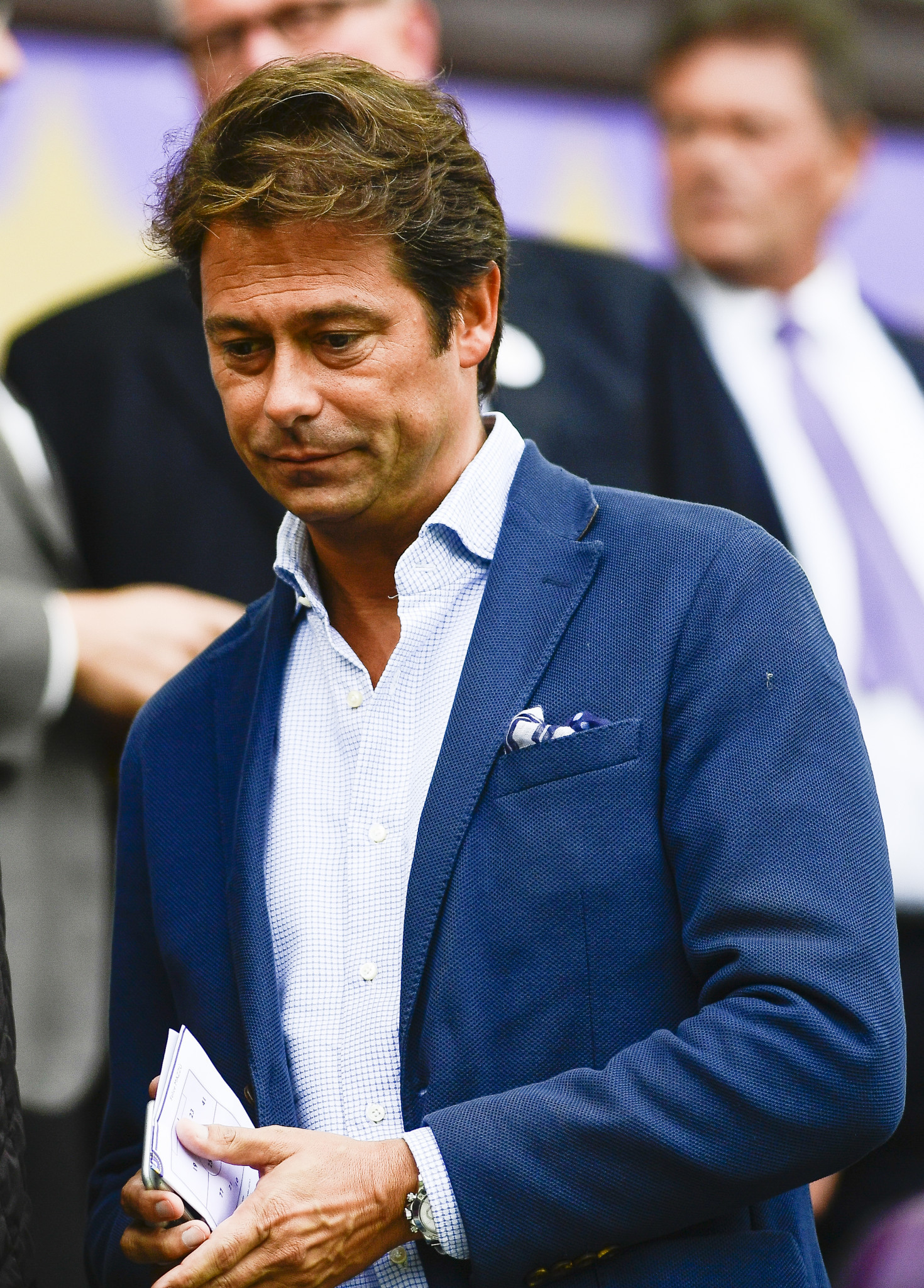 Belgian football agent arrested on corruption charges