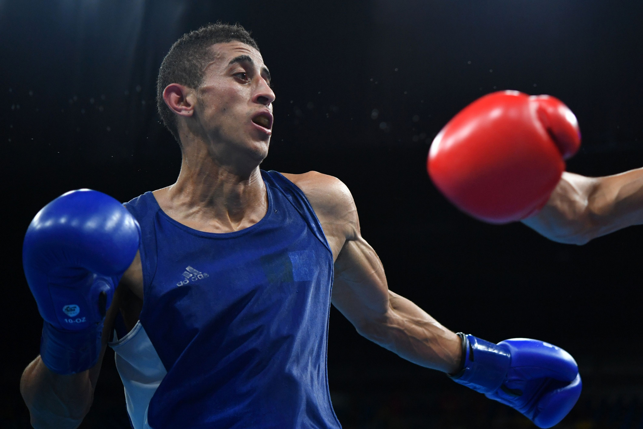 Flissi sets up clash with flyweight defending champion Veitía at AIBA Men's World Championships