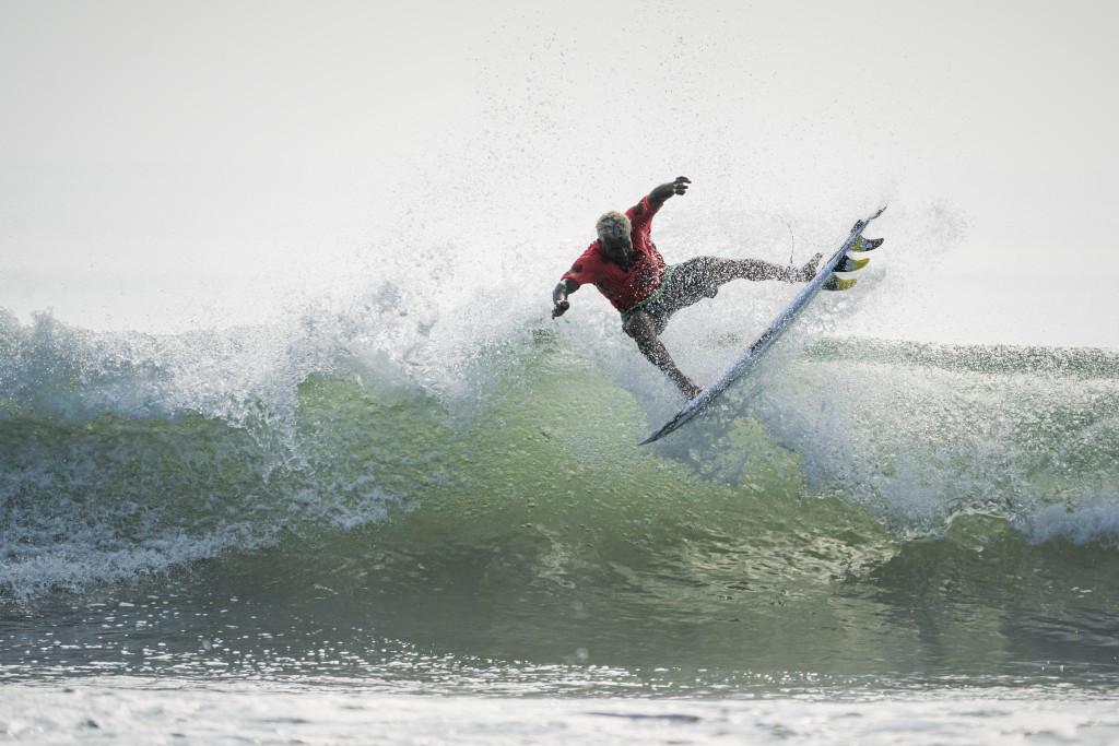 Ferreira, Andino and Corzo impress at World Surfing Games