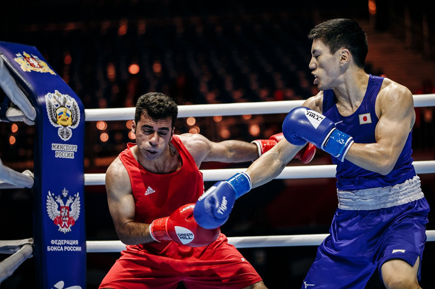 AIBA Men's World Championships 2019: Day five of competition