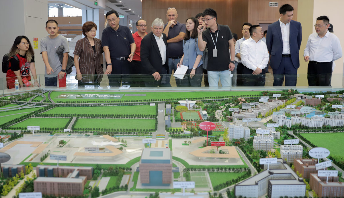 """Preparations for 2021 Summer Universiade coming along at """"Chengdu speed"""""""